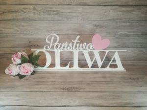 napisy na wesele, dekoracje na wesele, inspiracje weselne, dekoracje weselne, państwo z nazwiskiem, państwo z nazwiskiem
