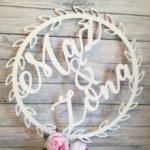 napisy ślubne, dekoracje na wesele, napisy na wesele, dekoracje weselne, inspiracje weselne, dekoracja sali weselnej, jak udekorować sale weselna, napisy weselne, dekoracje glamour