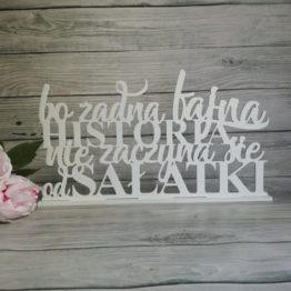 napis na stół z alkoholem, drinkbar, drink bar, napis na drinkbar, zabawny napis na wesele, napisy na wesele, napisy weselne, napisy ślubne, cuda z drewna,
