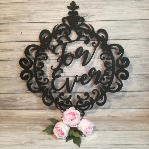 Dekoracje weselne, dekoracje na wesele, napisy weselne, napisy na wesele, ozdoby na wesele