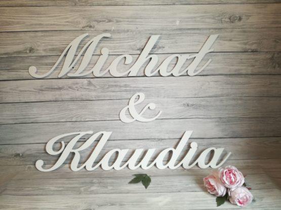 imiona na wesele, imiona na ściankę weselną, imiona na ściankę, dekoracje weselne, dekoracje na wesele, napisy na wesele, napisy weselne, cuda z drewna, napisy ślubne, napisyweselne, inspiracje weselne, 1