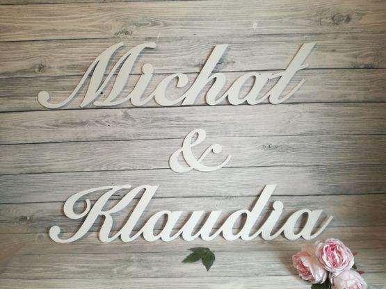 imiona na wesele, imiona na ściankę weselną, imiona na ściankę, dekoracje weselne, dekoracje na wesele, napisy na wesele, napisy weselne, cuda z drewna, napisy ślubne, napisyweselne, inspiracje weselne, 2
