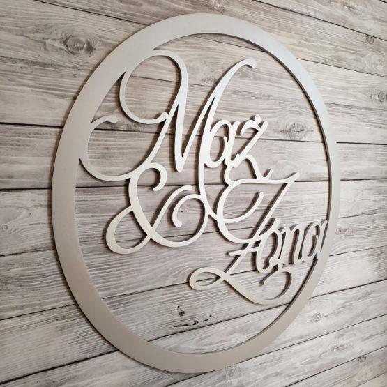 koła mąż żona, koła mąż & żona, koło mąż żona, koło mąż & żona, koła na wesele, koło na wesele, koła na ściankę, dekoracje na wesele, dekoracje weselne, 2